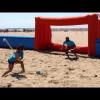 Noticia FDM actividad beach hockey