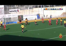 Highlight — Hockey hierba España — USA TORNEO 4 NACIONES