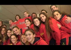 Las #RedSticks se preparan para la Valencia Hockey World League