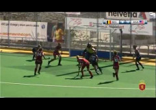 Highlight – Hockey hierba –  (Belgica 0 – USA 1) TORNEO 4 NACIONES