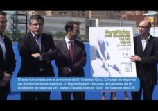 Noticia presentación Eurohockey Valencia Sub 16 Femenino 2012