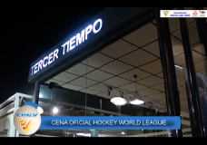 CENA OFICIAL – HOCKEY WORLD LEAGUE ROUND 2 – valencia
