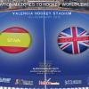 ESPAÑA Vs GRAN BRETAÑA (13 de Febrero 2015) – Torneo Internacional 4 naciones de Hockey Hierba Valencia