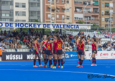 SPAIN Vs IRELAND (18 JAN 12:30H)