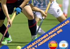 ESPAÑA – ARGENTINA (MIÉRCOLES 13 Abril 18:00H)