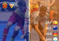 La FHCV presenta el 6 Nations Hockey Tournament Valencia 2016