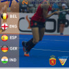 SPAIN VS GERMANY (30 OCT) WOMEN- International Junior Hockey Tournament