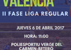 II Fase de Hockey Plus Valencia