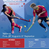 Presentación EuroHockey Junior Championships, Men and Women, Valencia 2017