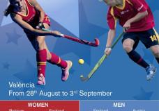 Presentación EuroHockey Junior Championships, Men and Women, Valencia 2017