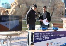 Sorteo de la Copa del Rey y de la Reina Valencia 2018