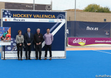 Presentación International 4 Nations Tournament Valencia 2018