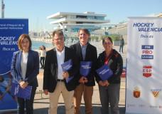 Presentación de la FIH Hockey Pro League Valencia 2019