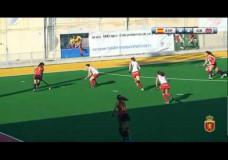 Highlight – Hockey hierba –  (España 0 – Gran Bretaña 2) TORNEO 4 NACIONES