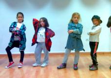 Hip Hop Infantil PVC-B